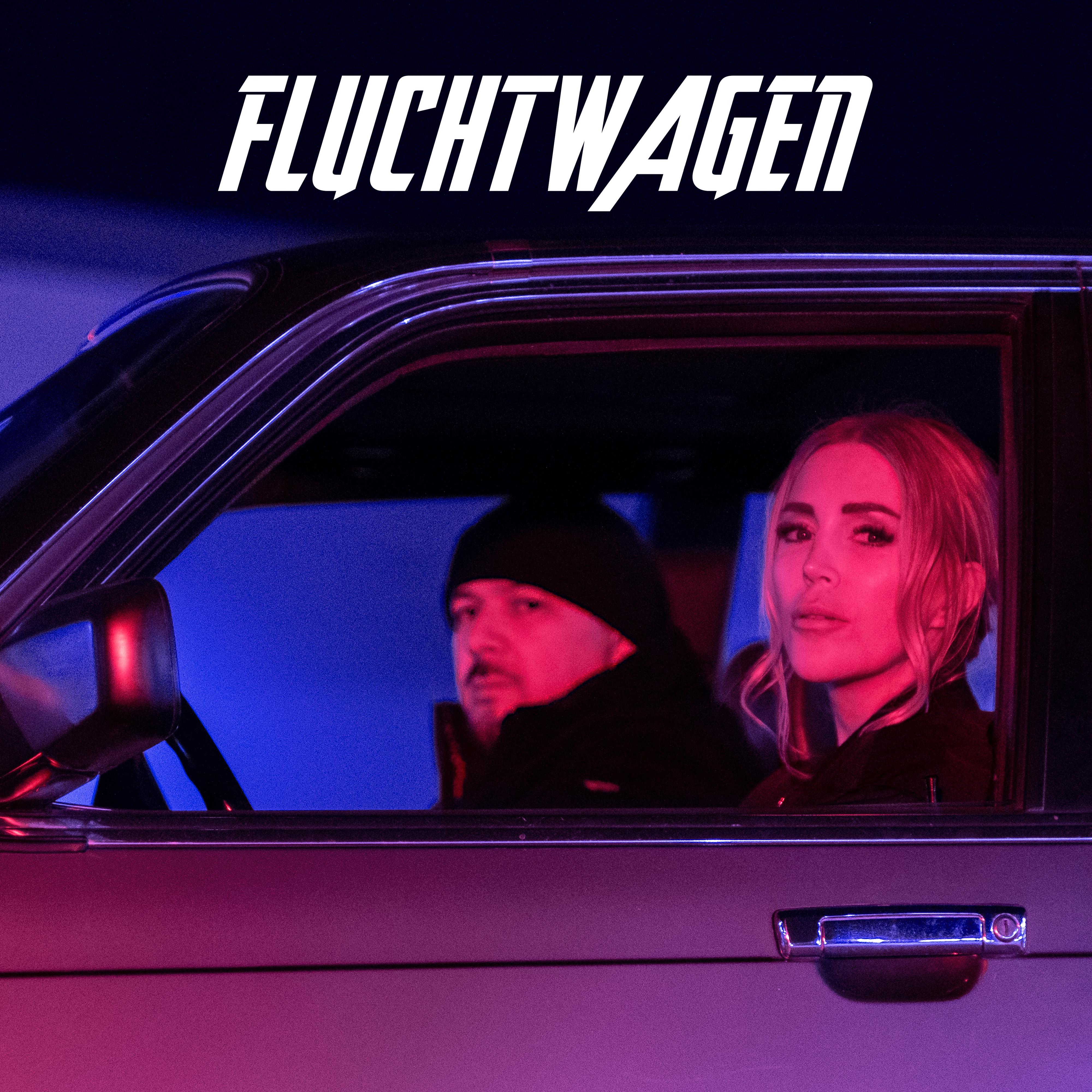 """Mit """"Fluchtwagen"""" präsentiert uns Alexa Feser mit King of Rap Kool Savas ihre Geschichte von Loyalität, Liebe und Vertrauen."""